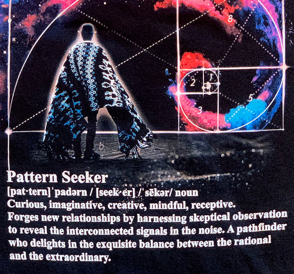 Pattern Seeker Men's T