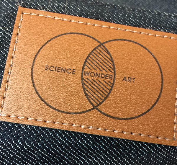 Science Art Wonder Classic Backpack