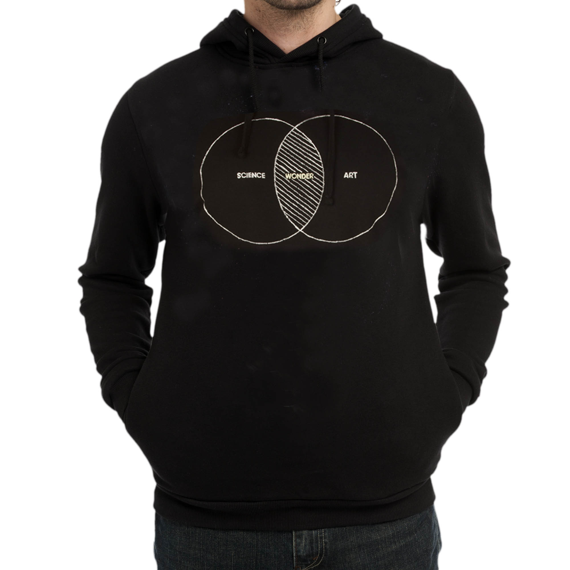 Science Art Wonder Pullover Hoodie