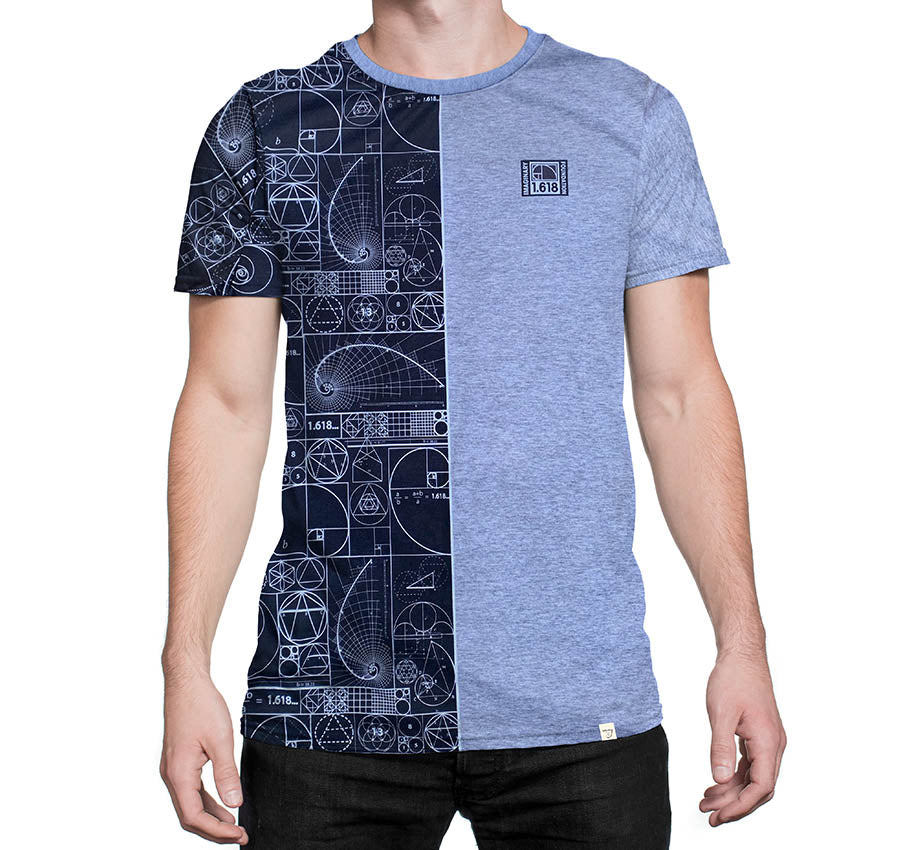 Ratio Repeat Block T shirt.