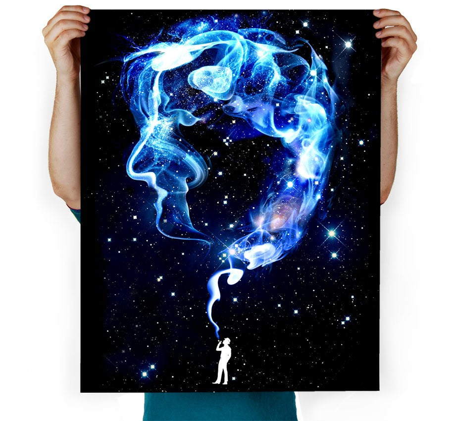 Anthropic Art Print SALE
