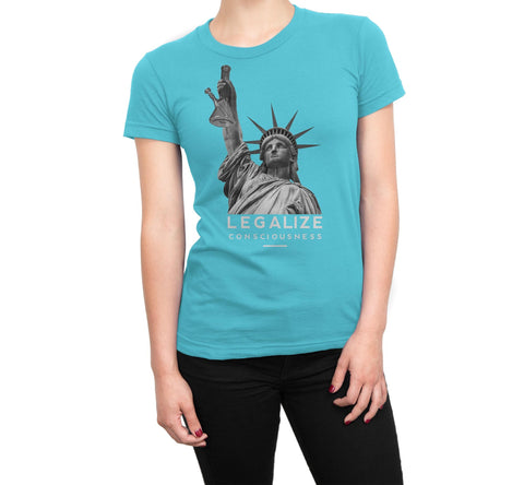 Cognitive Liberty Women's T