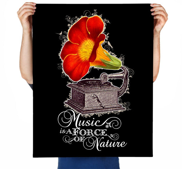 Force of Nature Art Print