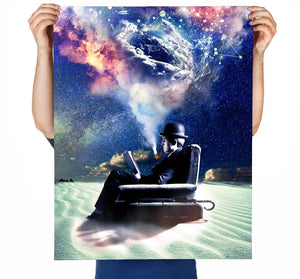 Imagine Immensity Art Print