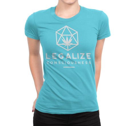 Legalize Logotype Women's T