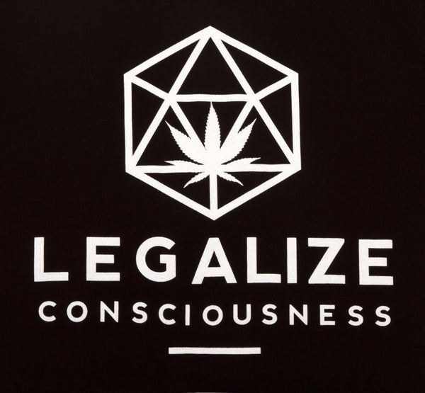 Legalize Logotype Womens T