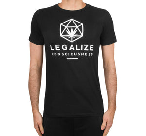 Legalize Logotype Men's T
