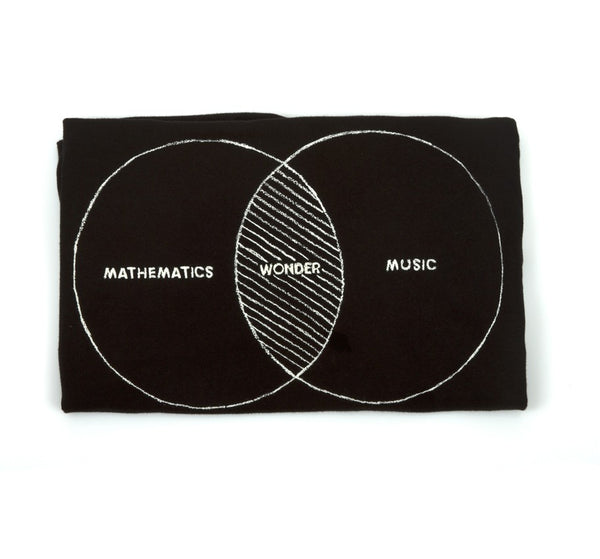 Mathematics Music Wonder  Men's T
