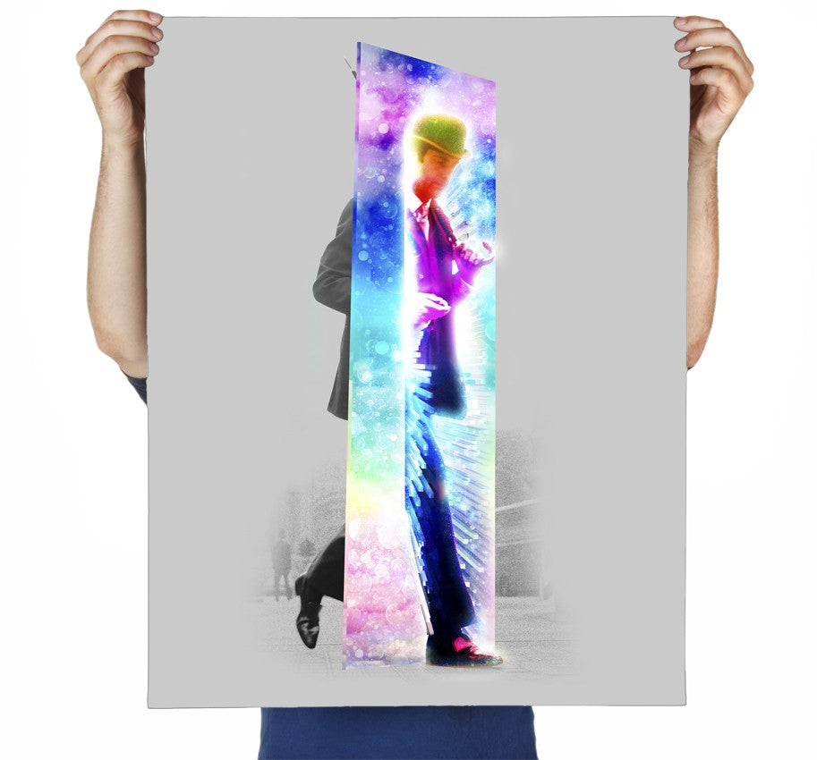 Phase Shift Art Print