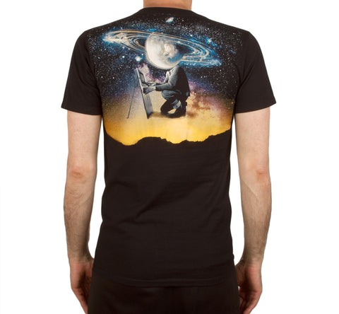 Planetary Dawn Flipside Men's T