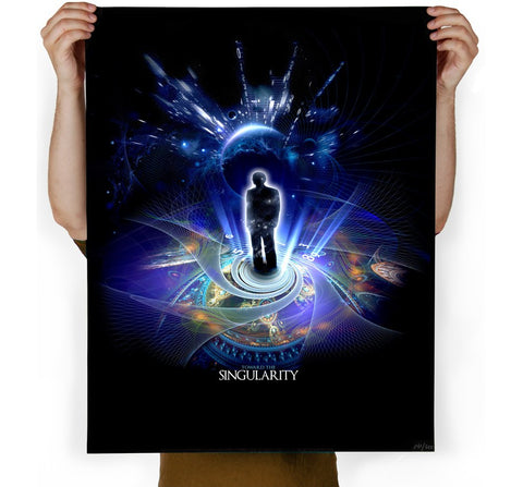 Singularity Art Print