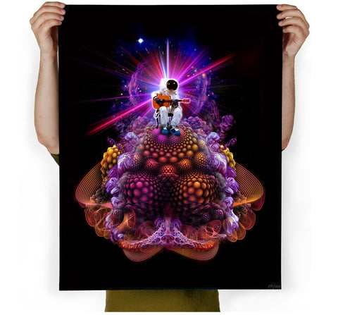Spaced Out Art Print SALE
