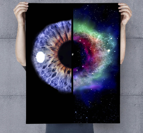 Universe Within Art Print
