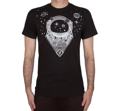Wireframe Voyage Men's T