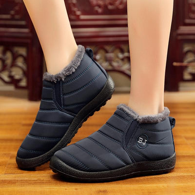 Ankle Boots - Soft Sole Warm Ankle Boots