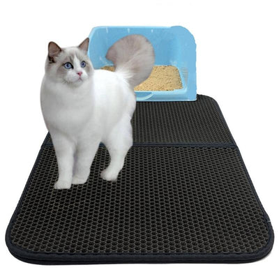 Cat Litter Mat - dailytravelvibe