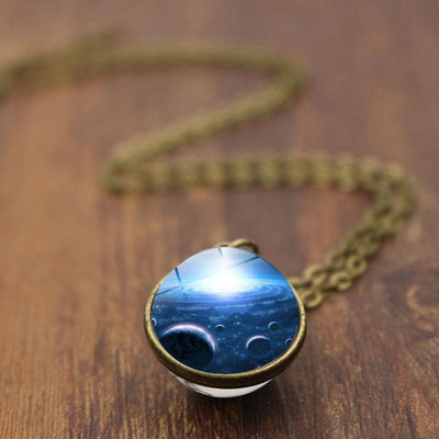 Premium Earth Necklace - dailytravelvibe