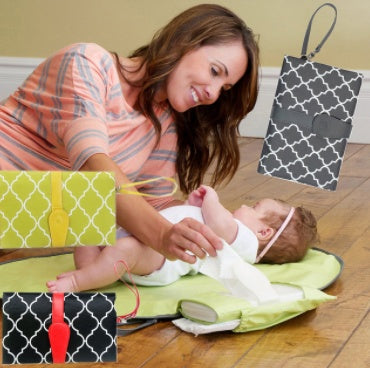 3 in 1 Baby Changing Pad - dailytravelvibe