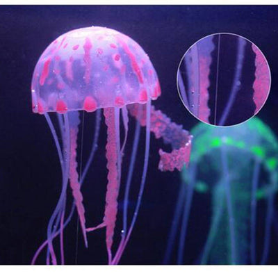 Artificial LED Jellyfish - dailytravelvibe