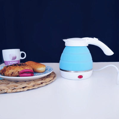 Foldable Outdoors Smart Portable Kettle - dailytravelvibe