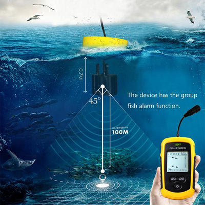 Wireless Fish Tracker - dailytravelvibe