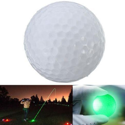 LED Luminous Golf Ball - dailytravelvibe