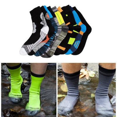 Breathable Waterproof Socks - dailytravelvibe
