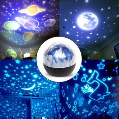 Star Night LED Projector - dailytravelvibe