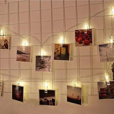 Photograph String Lights - dailytravelvibe