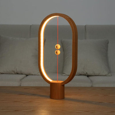 Exquisite LED Magnetic Night Lamp - dailytravelvibe