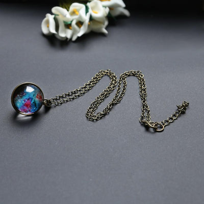 Pendant Necklaces - Universe Necklace