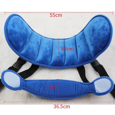 Child Car Seat Head Support - dailytravelvibe