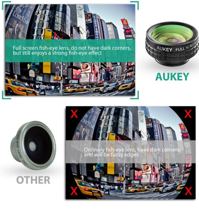 Premium Fisheye Lenses For Mobile Phone - dailytravelvibe
