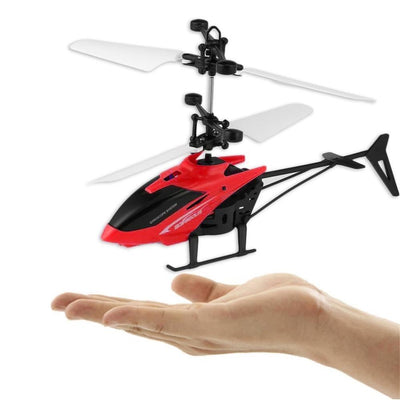 Infrared Induction Remote-Controlled Helicopter - dailytravelvibe