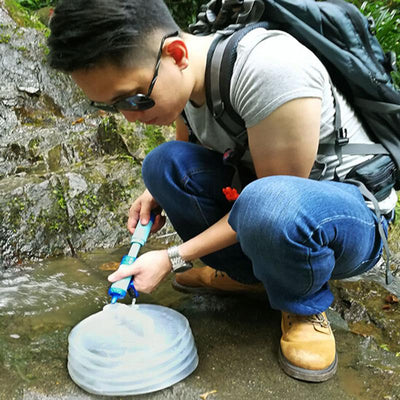 Outdoor Water Purifier - dailytravelvibe