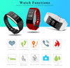 Smart Fitness Tracker Wristband For Running - dailytravelvibe