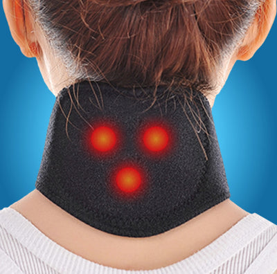 Tourmaline Magnetic Therapy For Neck - dailytravelvibe