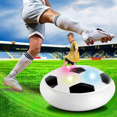 Air Floating Soccer Ball Disc - dailytravelvibe