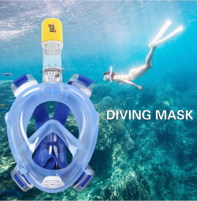 Underwater Scuba Diving Mask - dailytravelvibe
