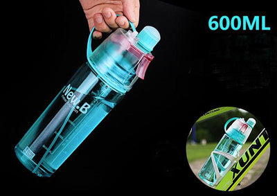 Water Bottles - Spraying Sports Water Bottle