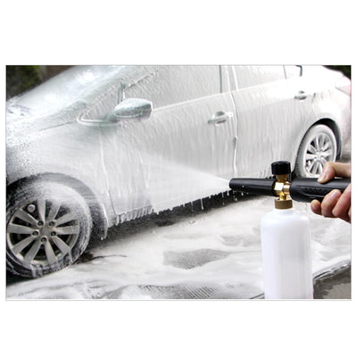 High-Pressure Car Foam Cannon - dailytravelvibe