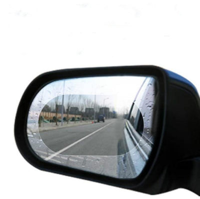 Anti-Fog Rainproof Rearview Mirror Protector - dailytravelvibe