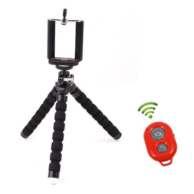 Wireless Smart Phone Tripod (With Remote) - dailytravelvibe