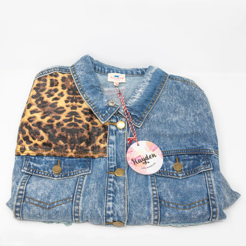 GIRLS JACKETS