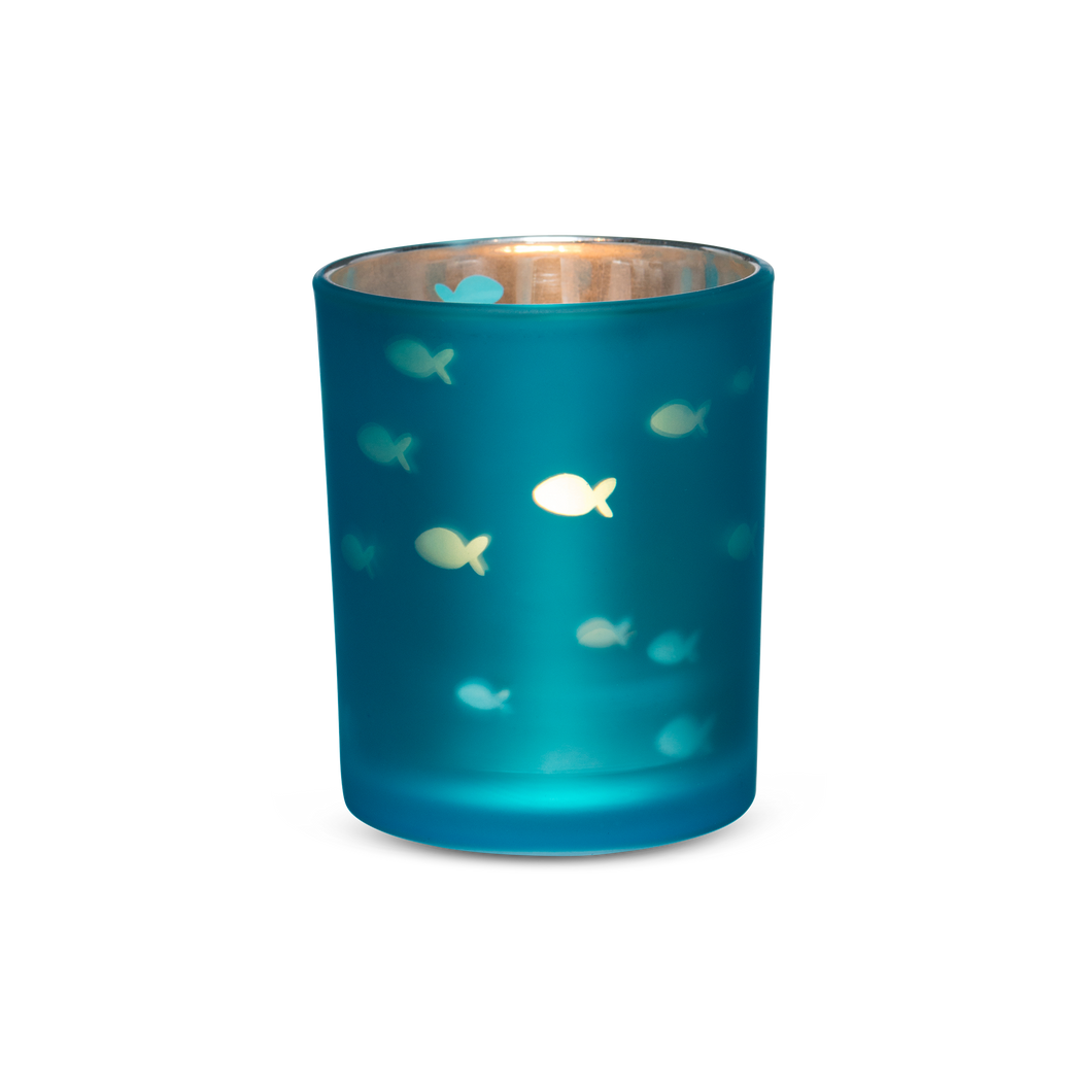 Bluefish Candle Holder