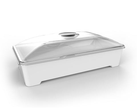 Classic Buffetware - Rectangular Clear Lid