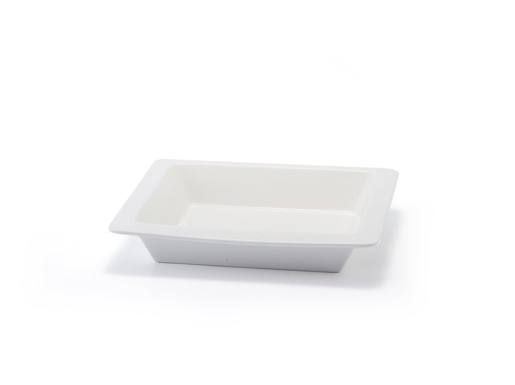 Classic Buffetware - Square Deep Dish Ceramic Plate