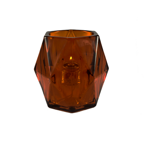 Octagon Candle Holders