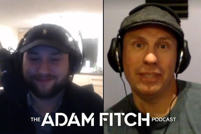 The Adam Fitch Podcast: Patrick Mahoney