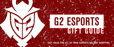G2 Esports Gift Guide